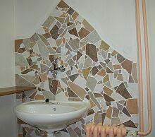 Mozaika na zdi