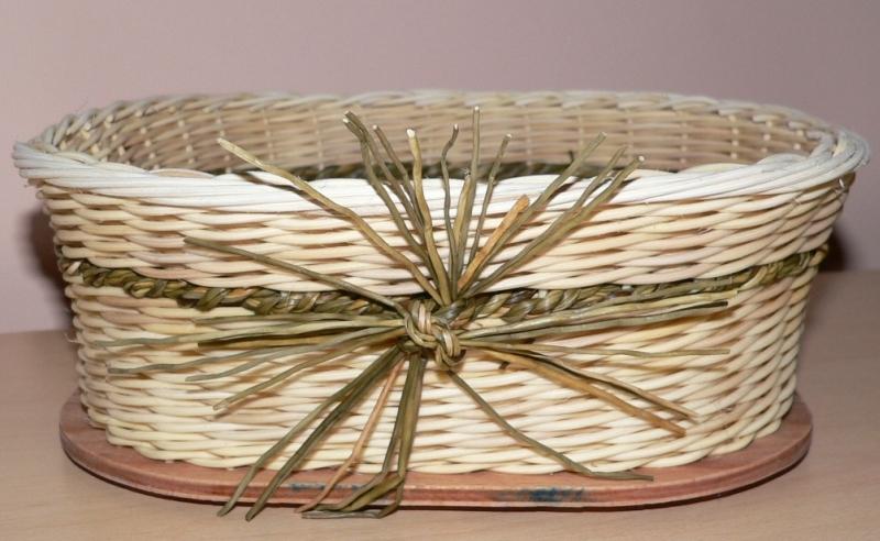 Pedig je u nás hned po vrbovém proutí nejpoužívanější materiál pro pletení  košů. Je to vnitřní část liany Calamus rotang 1e7ddd63a3