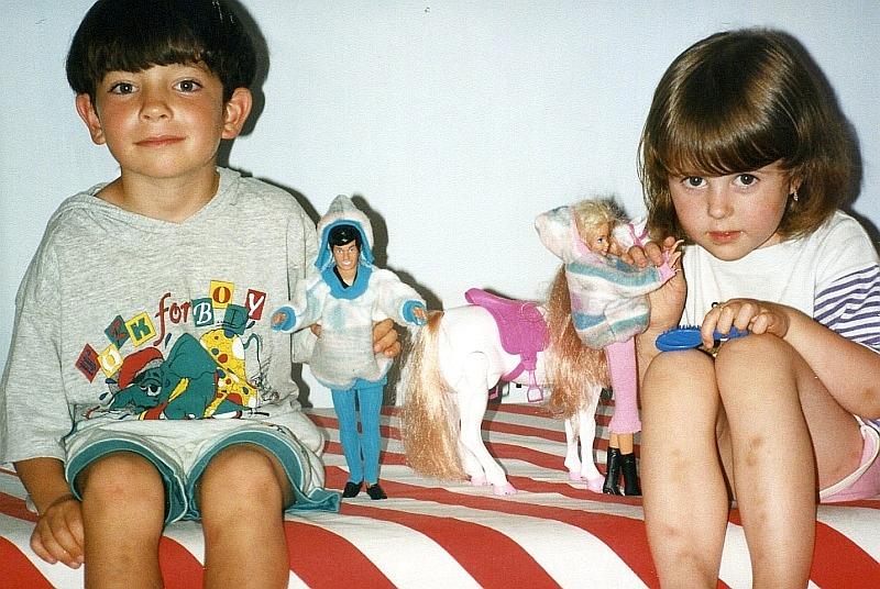 Foto z roku 1995