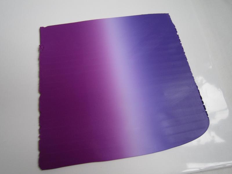 Tříbarevný blend a jeho redukce
