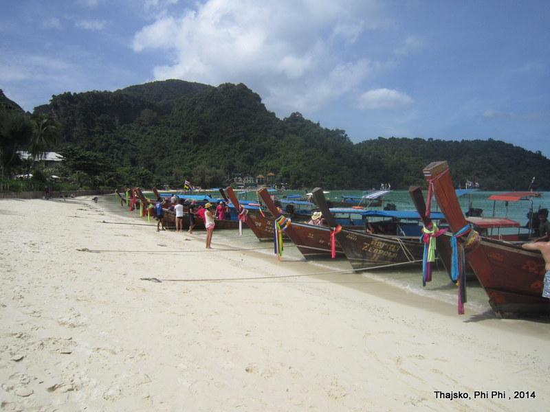 Thajsko – 14.díl – Phi Phi
