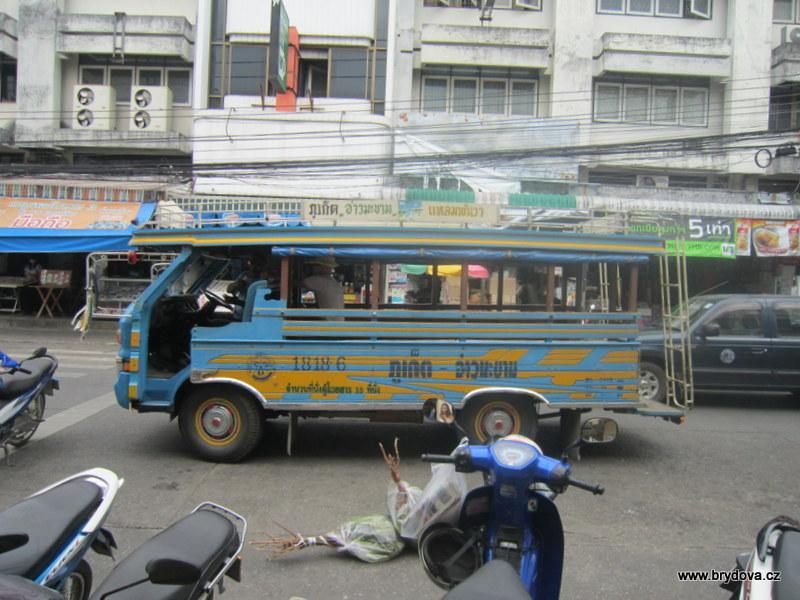 Thajsko – 12.díl – Phuket  a umění