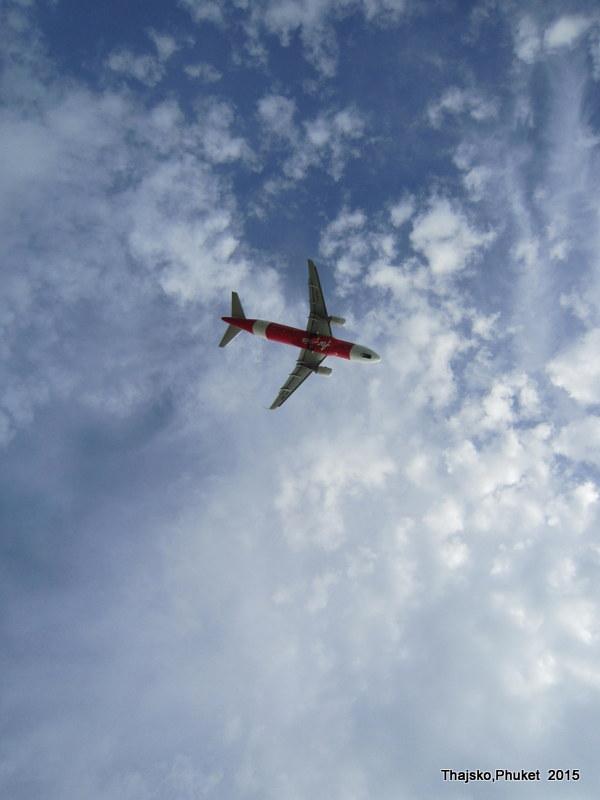 Thajsko – 1.díl – přípravy a let