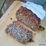 Semínkový chléb bez mouky