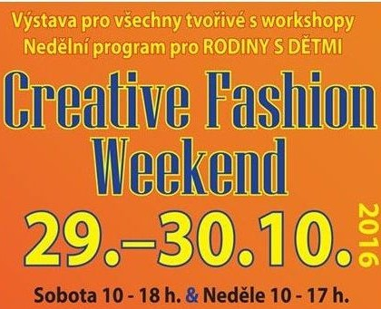 Creative Fashion Weekend České Budějovice
