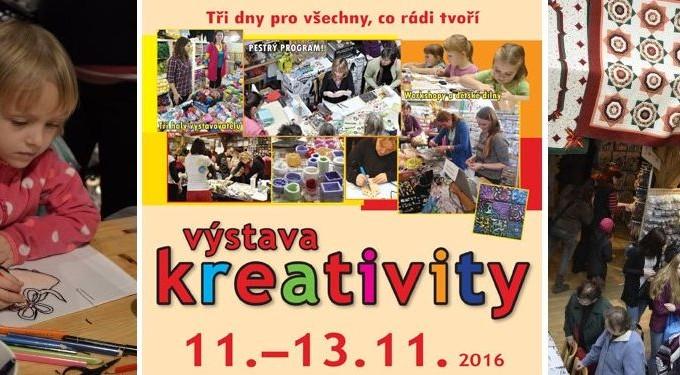 Výstava Kreativity v Praze – Dubči