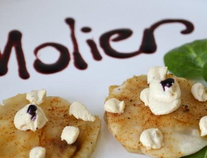 Společné vaření – aneb Molier v akci