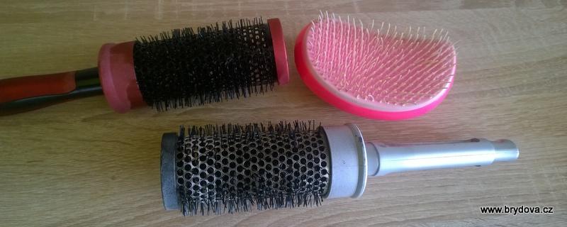 Jak (ne)vyčistit hřebeny