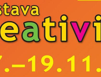 Výstava Kreativity – podzim 2017