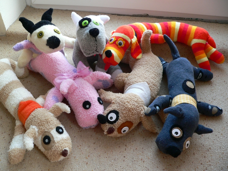 ponožkoví psi